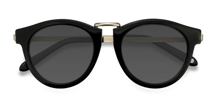 Black Milano -  Acetate Sunglasses