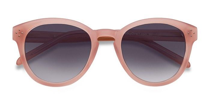 Pink Augustine -  Plastic Sunglasses