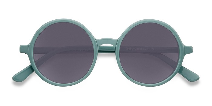 Green Alena -  Acetate Sunglasses