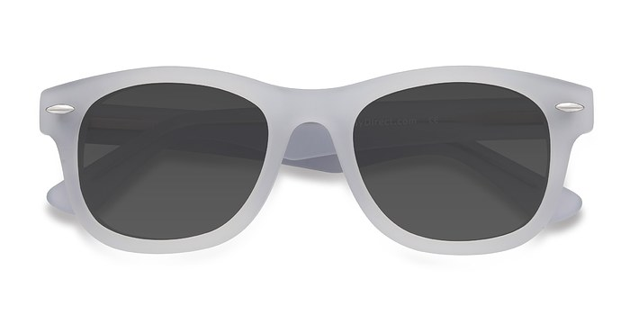 White Clear Hanoi -  Acetate Sunglasses