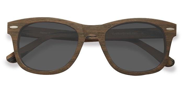Chestnut Hanoi -  Acetate Sunglasses