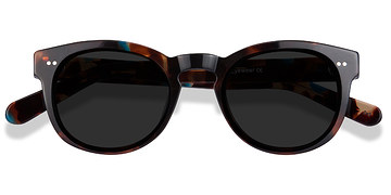 Nebular Blue Horizon -  Acetate Sunglasses