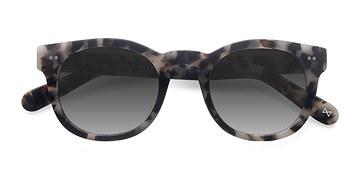 Marbled Tortoise Horizon -  Acetate Sunglasses