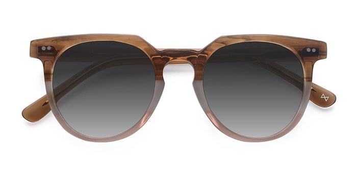 Neapolitan Shadow -  Acetate Sunglasses