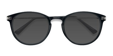 Black Monroe -  Metal Sunglasses