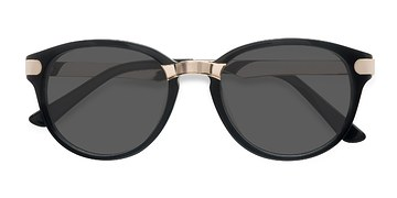 Black Wynwood -  Acetate Sunglasses