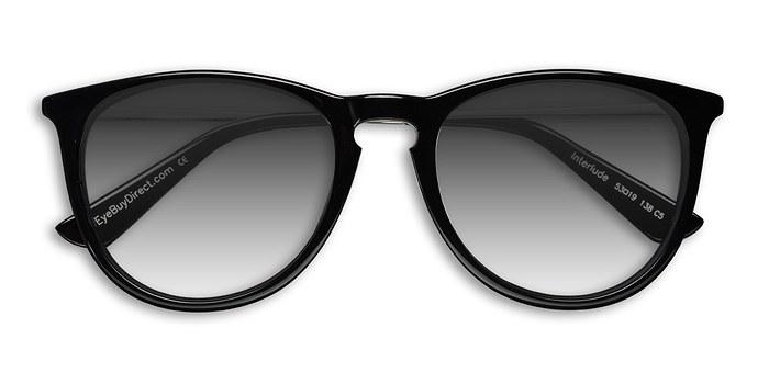 Black  Interlude -  Acetate Sunglasses