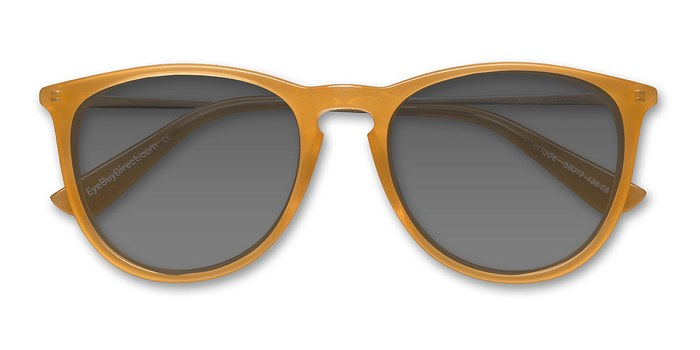 Orange  Interlude -  Acetate Sunglasses