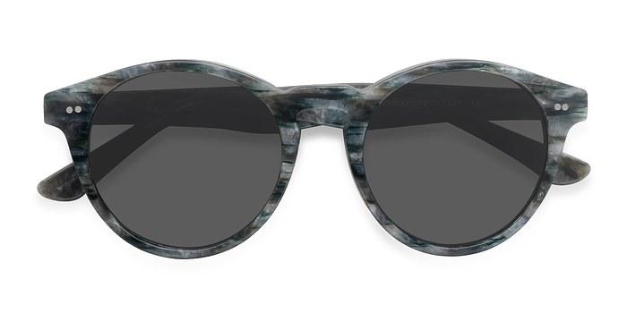 Slate Havana -  Vintage Acetate Sunglasses