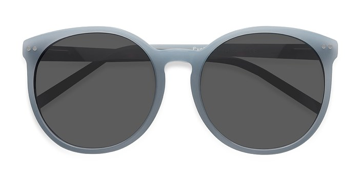 Blue Vapor -  Acetate Sunglasses