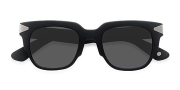 Matte Black  Bella Donna -  Acetate Sunglasses