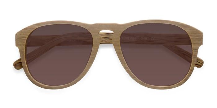 Yellow Phased -  Sunglasses