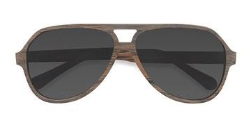Brown Americana -  Sunglasses
