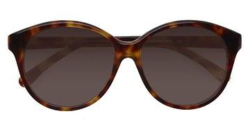 Tortoise Stella -  Acetate Sunglasses