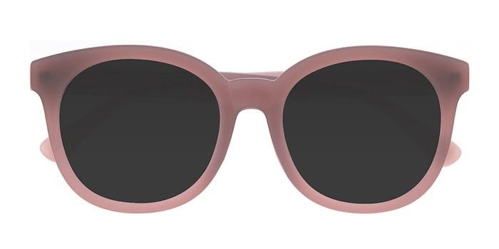 Matte Brown Elena -  Vintage Plastic Sunglasses