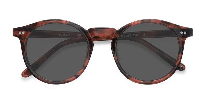 Floral Rose Luminance -  Acetate Sunglasses