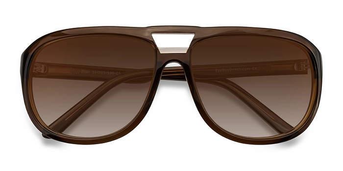 Brown Blair -  Acetate Sunglasses
