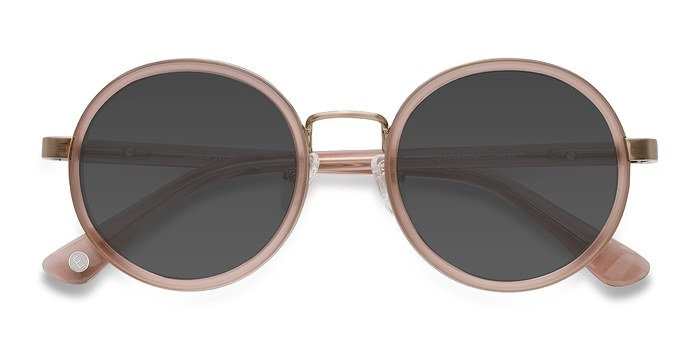 Faded Pink Bounce -  Acetate Sunglasses