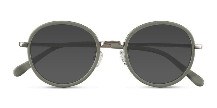 Green Cactus -  Acetate Sunglasses