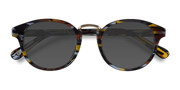 Floral Major -  Acetate Sunglasses
