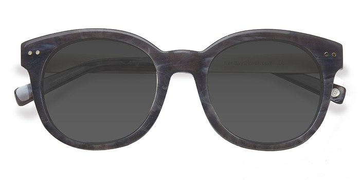 Gray Till Sunset -  Acetate Sunglasses