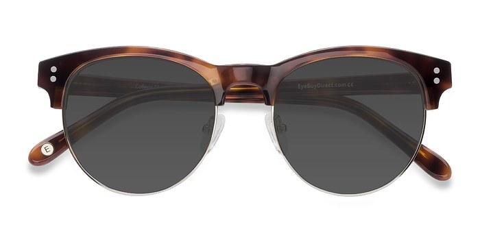 Tortoise College -  Acetate Sunglasses