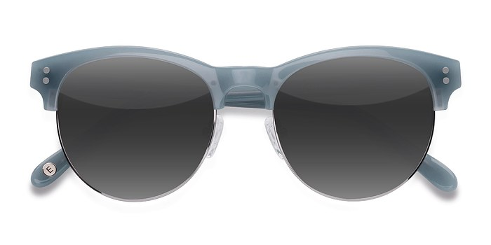 Light Blue College -  Acetate Sunglasses