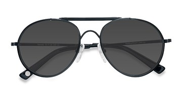 Black Nairobi -  Acetate Sunglasses