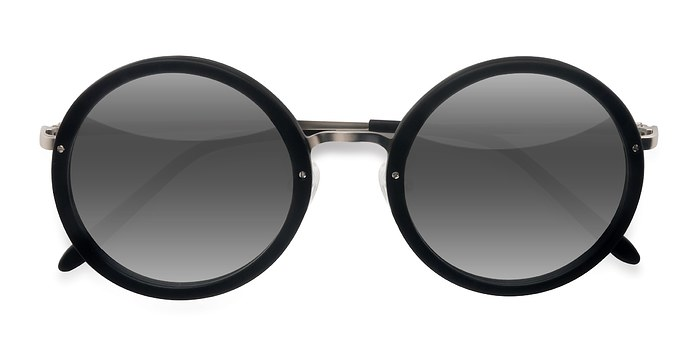 Black Well -  Acetate Sunglasses