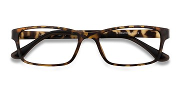 Tortoise La Paz -  Fashion Plastic Eyeglasses