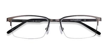 Gray Vienna -  Metal Eyeglasses