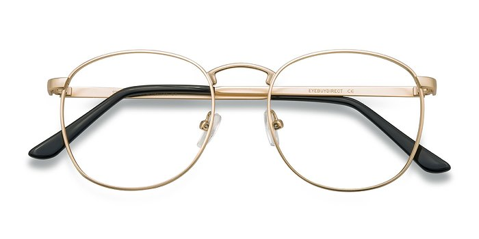 Golden ST Michel -  Classic Metal Eyeglasses