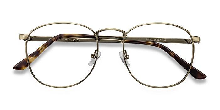 Bronze St Michel -  Geek Metal Eyeglasses