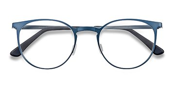 Blue Radius -  Metal Eyeglasses