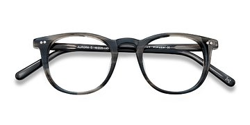 London Fog Aurora -  Designer Acetate Eyeglasses