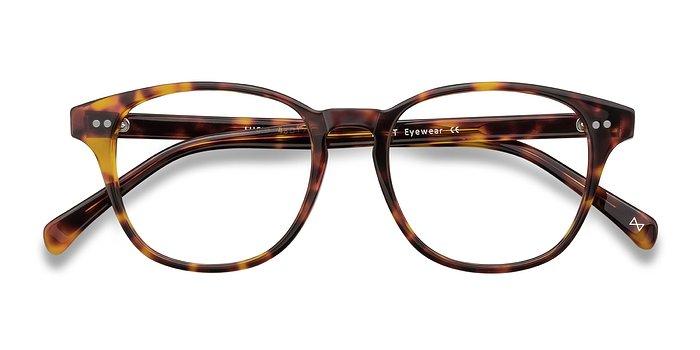 Warm Tortoise Lucid -  Vintage Acetate Eyeglasses