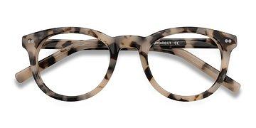 Ivory Tortoise Andromeda -  Acetate Eyeglasses