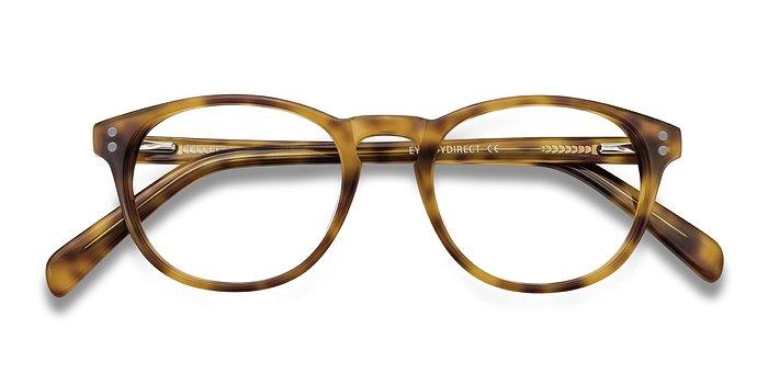 Tortoise Split -  Acetate Eyeglasses