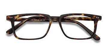 Tortoise Wing -  Acetate Eyeglasses