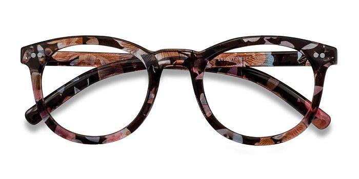 Floral Solar -  Plastic Eyeglasses