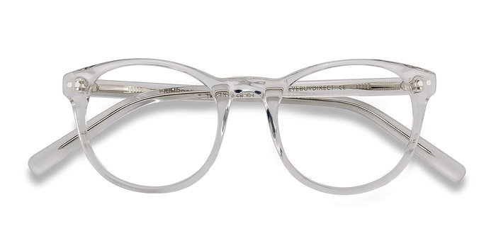 Clear Primrose -  Acetate Eyeglasses