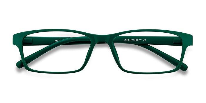 Green Madras -  Plastic Eyeglasses