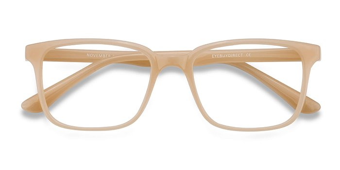 Pink November -  Plastic Eyeglasses