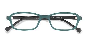 Green Nimbus -  Plastic Eyeglasses