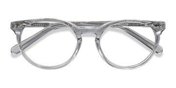 Gray Clear  Morning -  Acétate Lunettes de Vue
