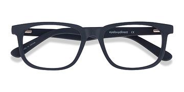 Black Little Bristol -  Acetate Eyeglasses
