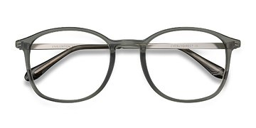 Gray  Civilization -  Metal Eyeglasses