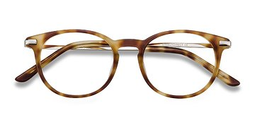 Tortoise Mood -  Acetate Eyeglasses