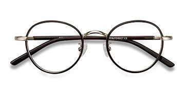Brown Anywhere -  Acetate Eyeglasses