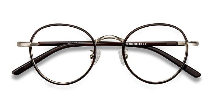 Brown Anywhere -  Acetate Eyeglasses
